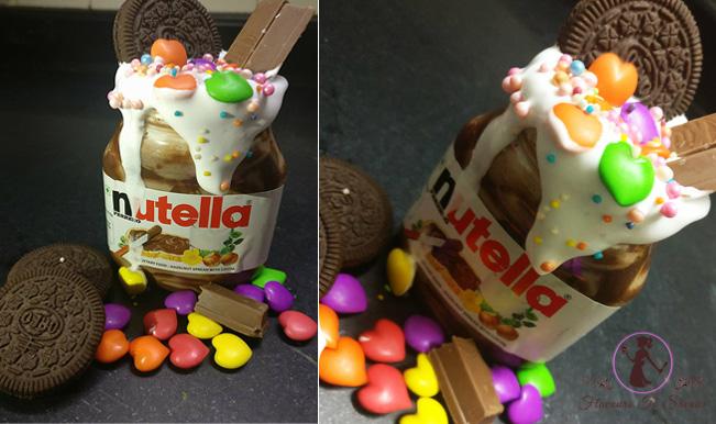 Nutella Shake Recipe