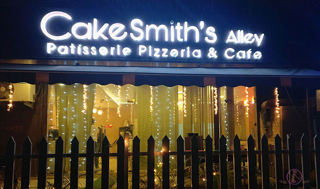 The Chocolate Paradise- Cakesmith's Alley
