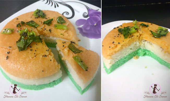 Tri-colour Republic Day Recipe