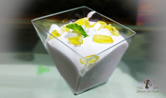 Pineapple Mousse