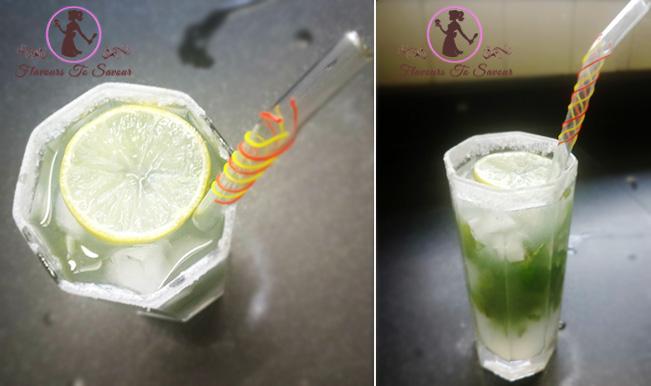 Virgin Mojito Summer Drink