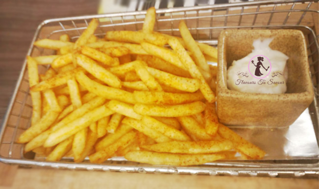 French Fries, Kailash Parbat North Indian Restaurant Near Bhopal