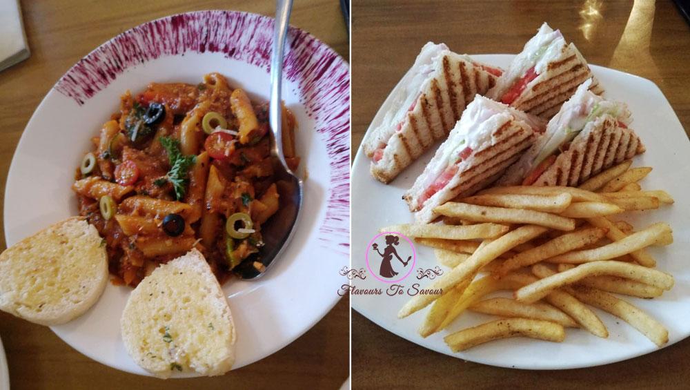 Reivew of Frieto Cafe Pasta, Indore