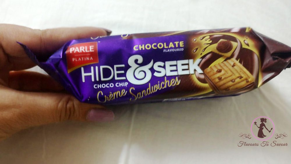 Hide & Seek Choco-chip Creme Biscuits Review