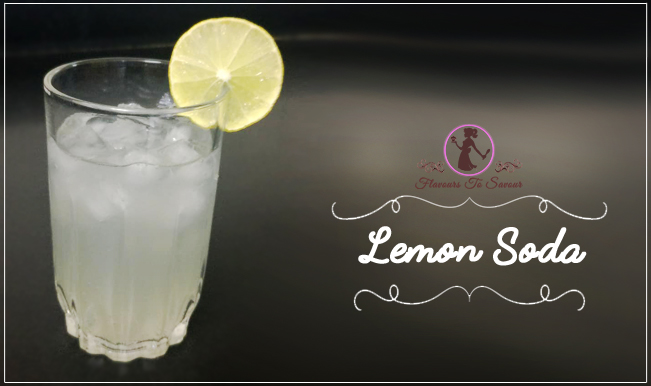 Easy Lemon Soda Recipe