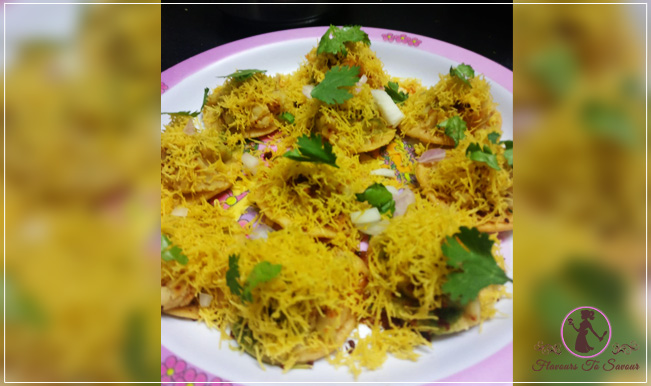 How to make Sev Puri at home?