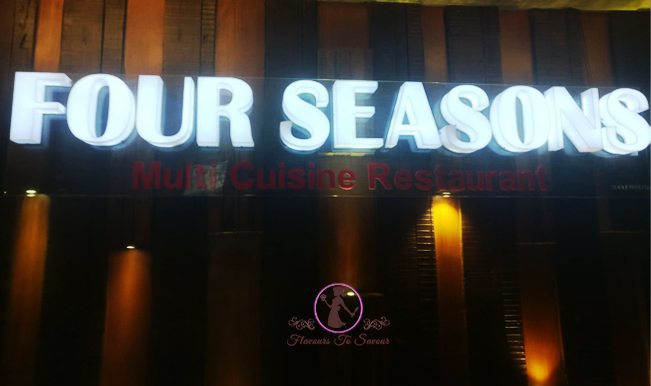 Four Seasons Review, Indore