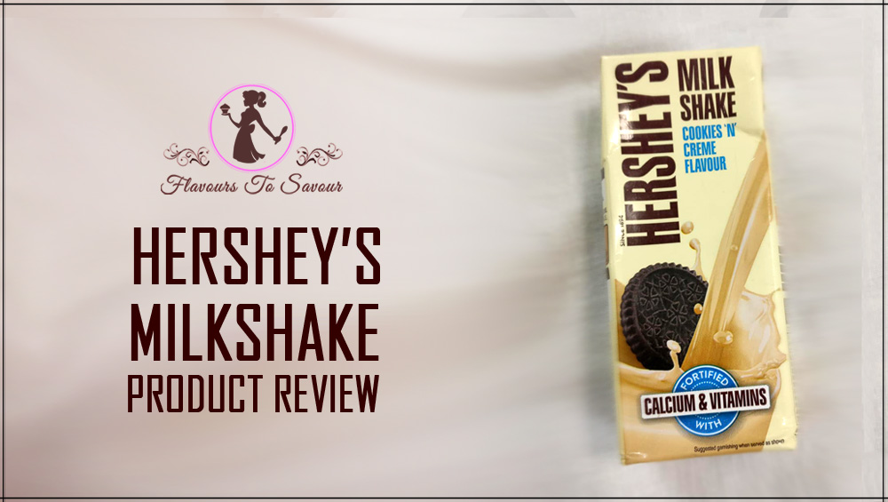Hersheys Milkshake Review