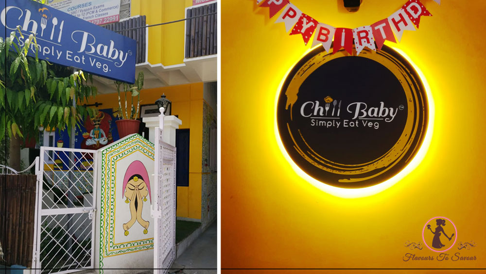 Chill Baby Restaurant Review