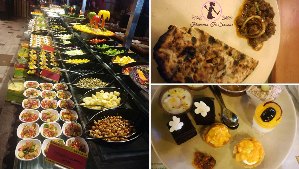 Punjabi Food Festival, Review, Kebabsville Review, Sayaji Hotel, Indore