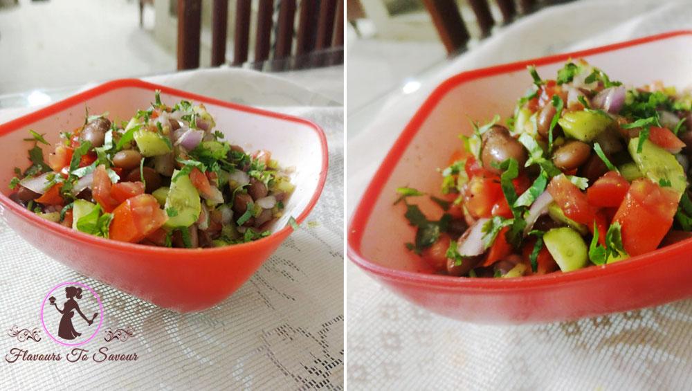 Nutritious Salad Recipe