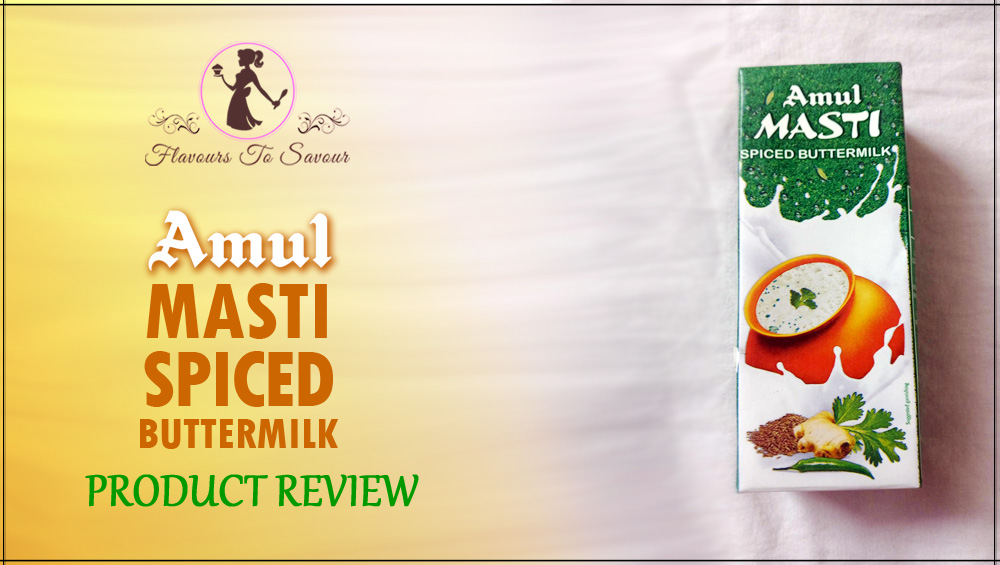 Amul Spiced Buttermilk