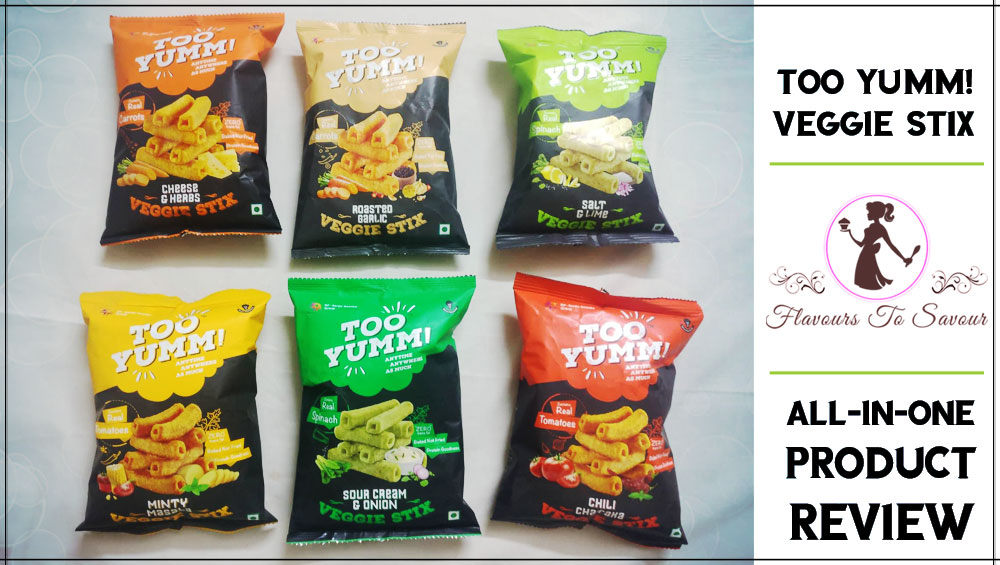 Too Yumm Snacks Product Review