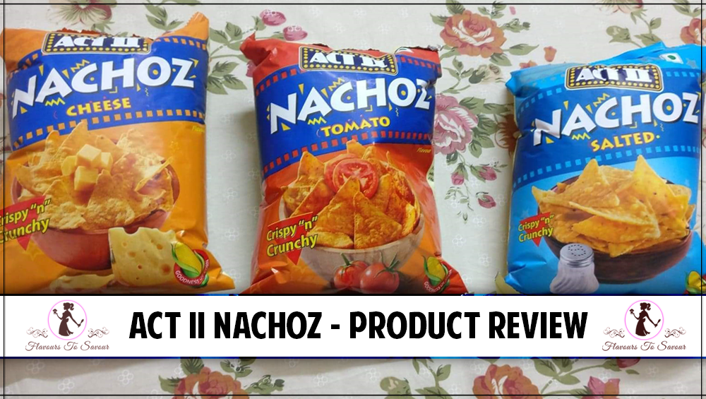 Act II Nachos Product Review Feature Image