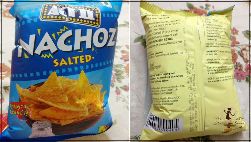 Act II Nachoz Product Review Image 1