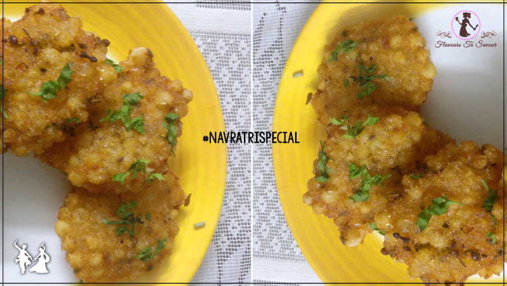 New Sabudana Vada Recipe Navratri Special Fasting Recipe