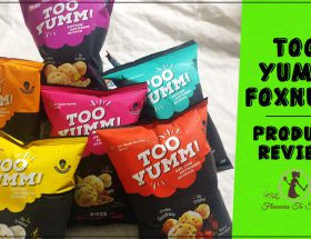 Too Yumm FoxNuts Review