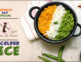Republic Day Special 2019 New Recipe Tricolour Rice