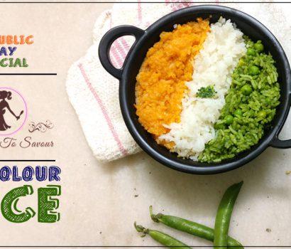 Republic Day Special 2019 New Recipe Tricolour Rice