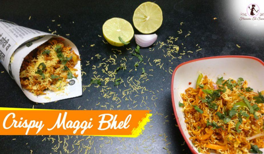Crispy Maggi Bhel Image