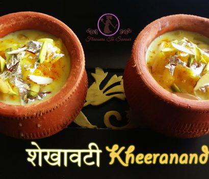 Shekhawati Kheeranand in a Kulhad