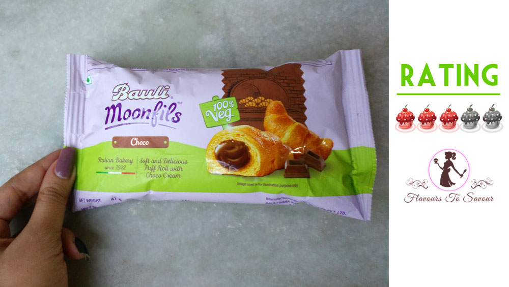 Bauli Moonfils Chocolate Snack Product Review