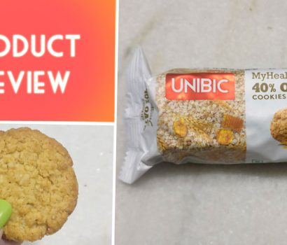 Unibic Cookies Product Review
