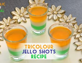 Republic Day Special Recipe: Tri-Colour Jello Shots