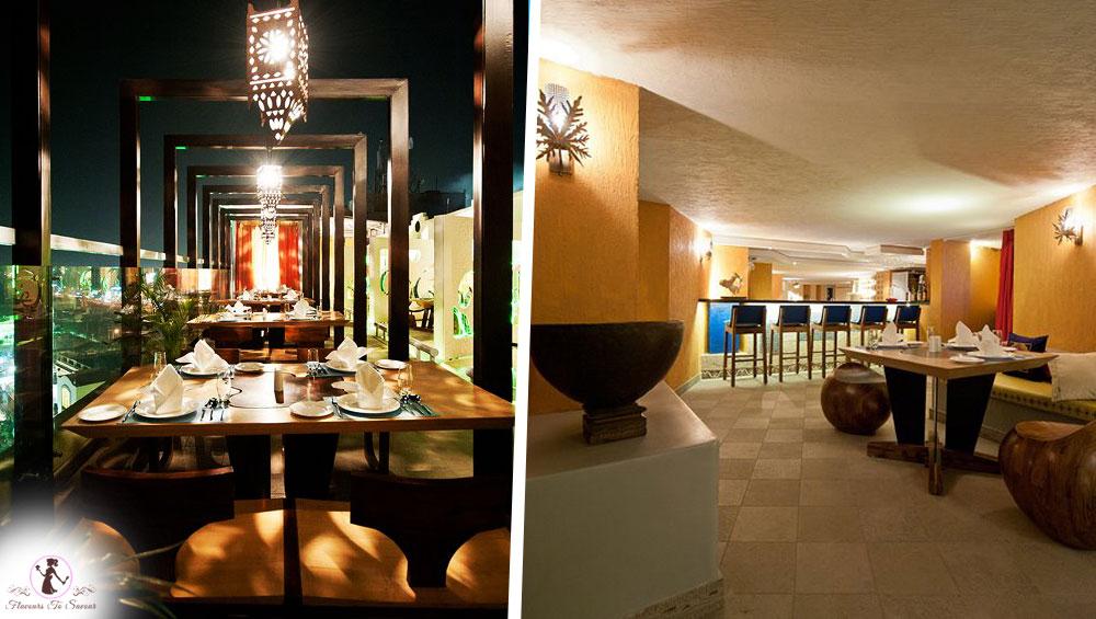 Mediteraa, By Sayaji Hotel | Review