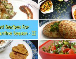 Best Recipes For Quarantine Season