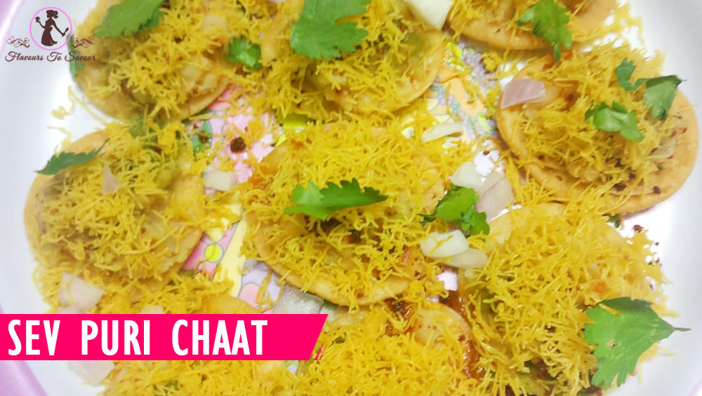 Sev Puri Recipe Latest