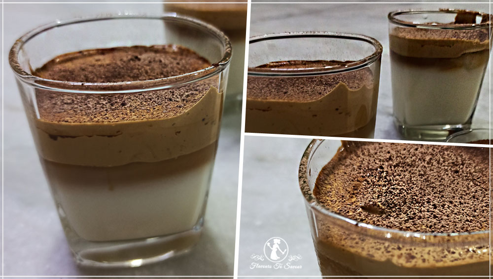 Dalgona Coffee Step By Step Recipe
