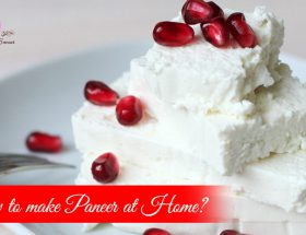 How to make paneer at home?