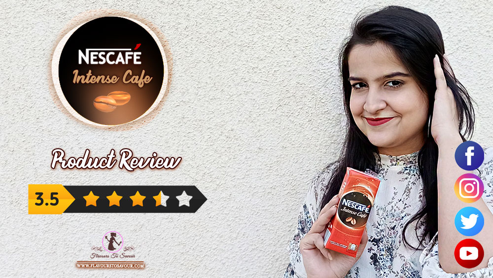 Cold Coffee By Nestle, Intense cafe review