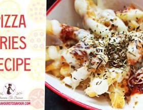 Pizza French Freies Recipe Cafe style