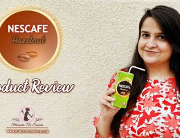 Nescafe Hazelnut Cafe Review