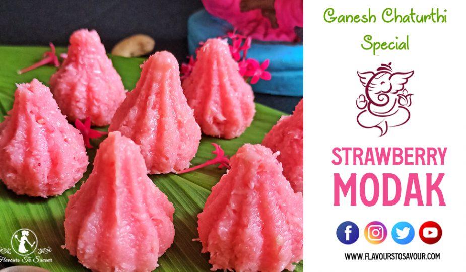 Easy Modak Recipe For Ganesh Chaturthi