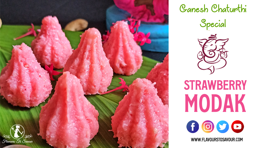 Easy Modak Recipe For Ganesh Chaturthi