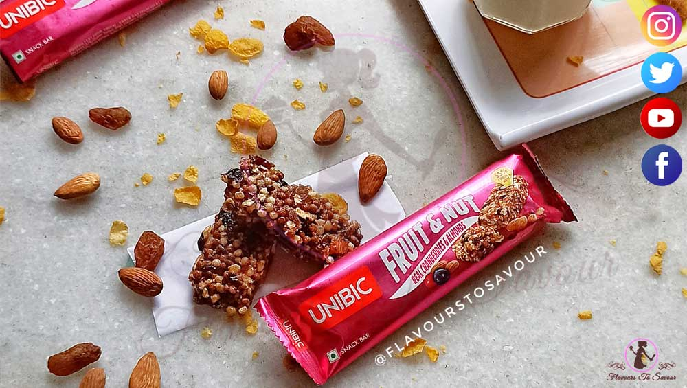 Unibic Fruit And Nut Bar Review