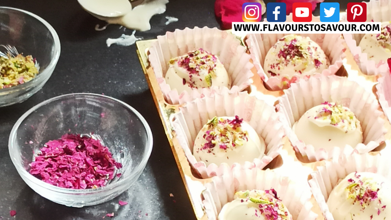 Paan Flavoured Chocolates Recipe at Home